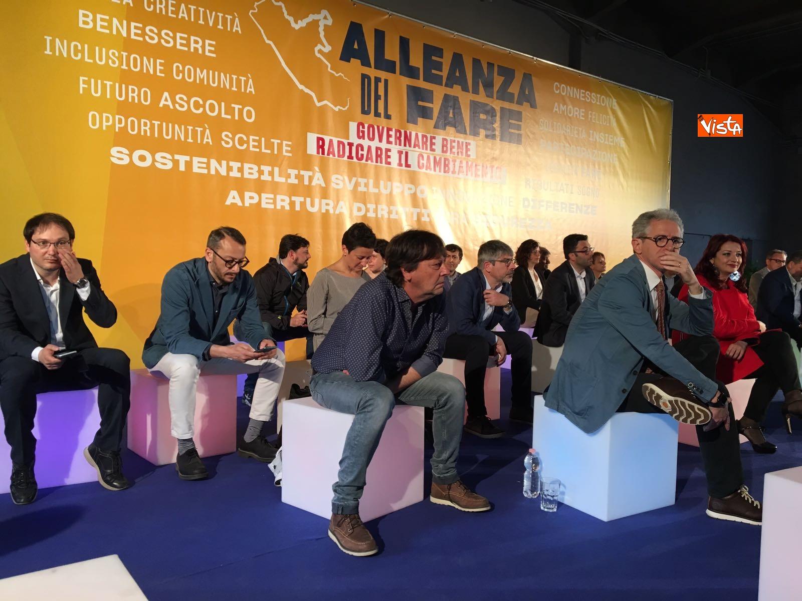 Zingaretti lancia l Alleanza del fare in vista delle amministrative del 10 giugno 6