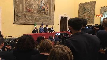 6 - Consultazioni, la delegazione del Pd incontra la stampa, le immagini