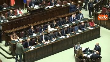 2 - Il Governo Conte bis in Aula alla Camera per chiedere la fiducia