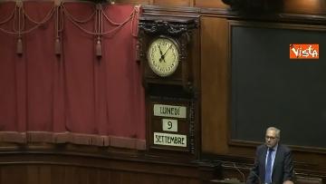 10 - Il Governo Conte bis in Aula alla Camera per chiedere la fiducia