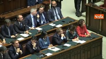 5 - Il Governo Conte bis in Aula alla Camera per chiedere la fiducia
