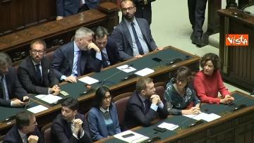 6 - Il Governo Conte bis in Aula alla Camera per chiedere la fiducia