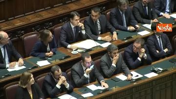 8 - Il Governo Conte bis in Aula alla Camera per chiedere la fiducia