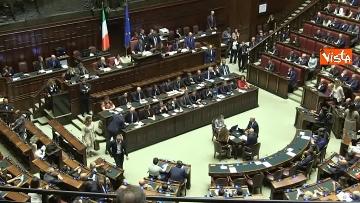 12 - Il Governo Conte bis in Aula alla Camera per chiedere la fiducia