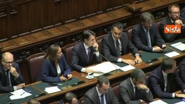 3 - Il Governo Conte bis in Aula alla Camera per chiedere la fiducia