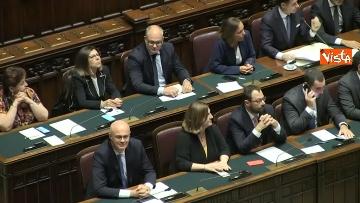 9 - Il Governo Conte bis in Aula alla Camera per chiedere la fiducia