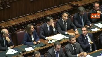 4 - Il Governo Conte bis in Aula alla Camera per chiedere la fiducia