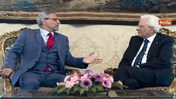 3 - Mattarella incontra il Presidente della Repubblica di Capo Verde