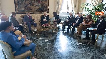 4 - Mattarella incontra il Presidente della Repubblica di Capo Verde
