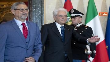 2 - Mattarella incontra il Presidente della Repubblica di Capo Verde