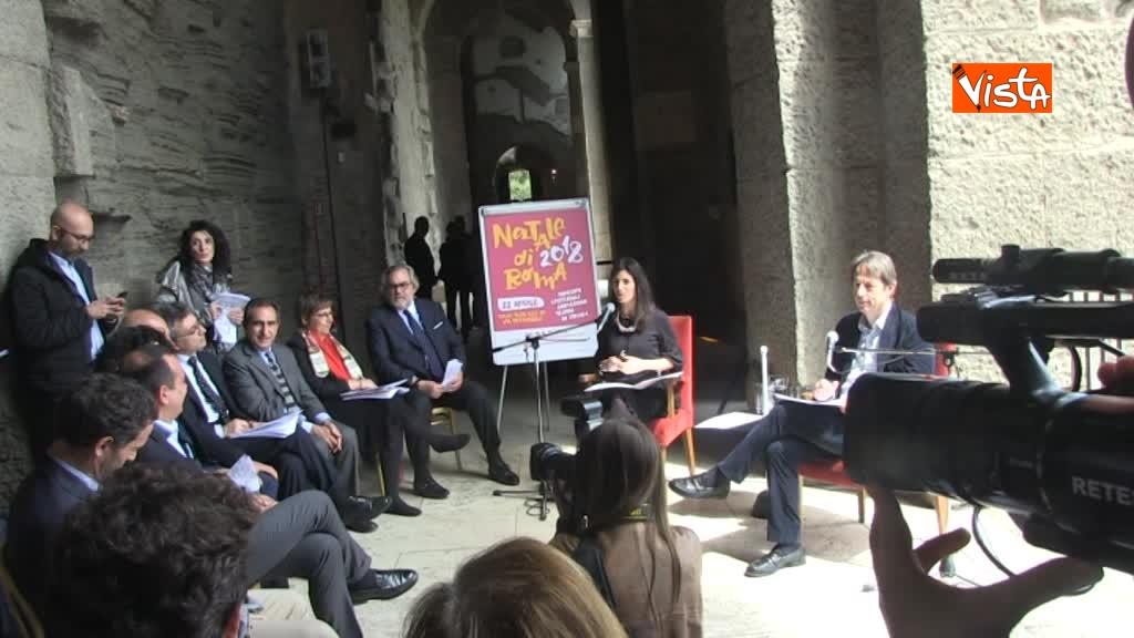 18-04-18 Sindaca Raggi presenta Natale di Roma lo speciale 01_154221078225769027860