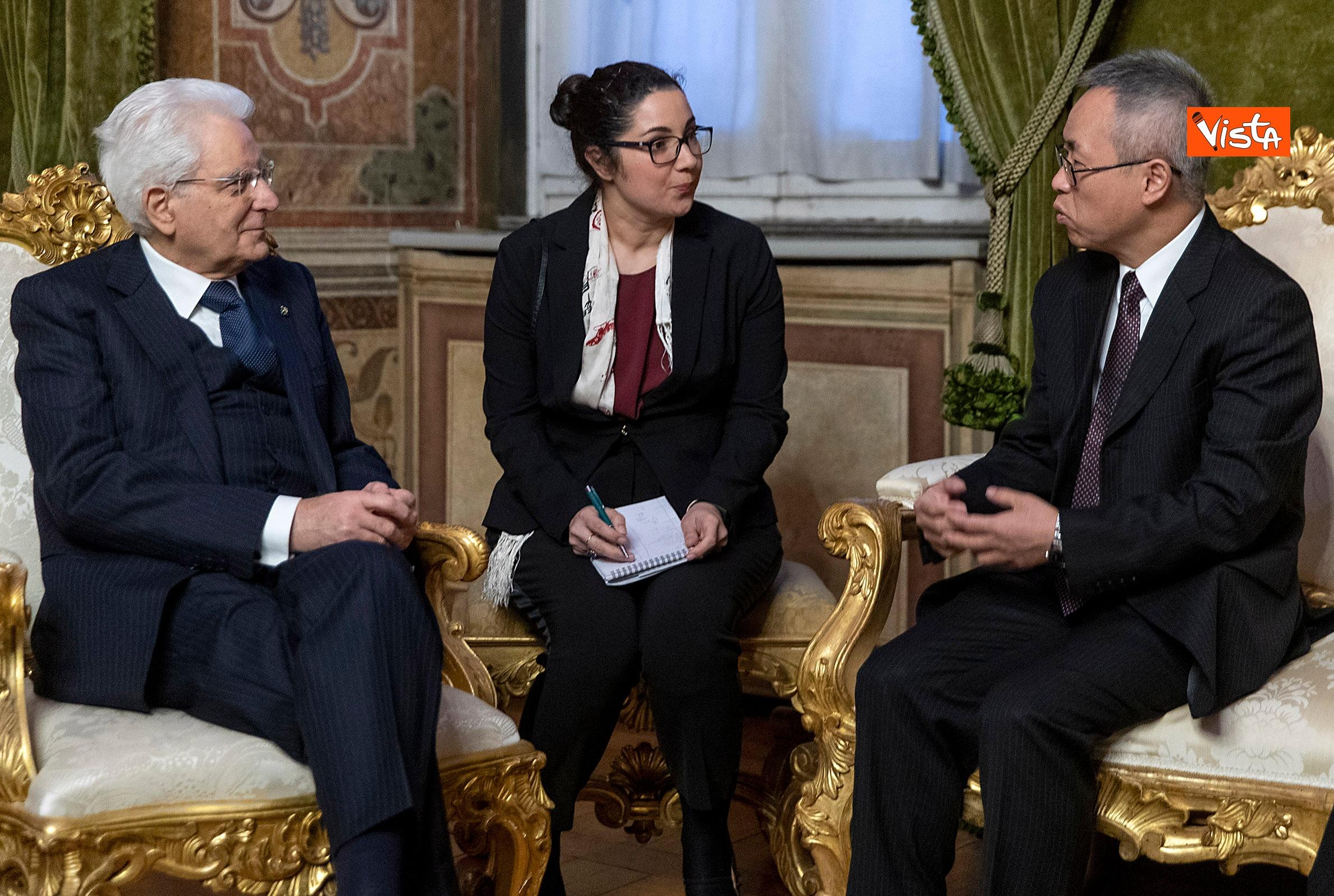 13-02-20 Italia Cina Mattarella incontra ambasciatore cinese in Italia Li Junhua_06