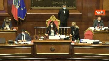 5 - Question time al Senato con il ministro Patuanelli. Le foto della seduta