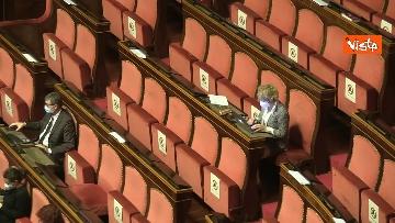 6 - Question time al Senato con il ministro Patuanelli. Le foto della seduta