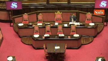 2 - Question time al Senato con il ministro Patuanelli. Le foto della seduta