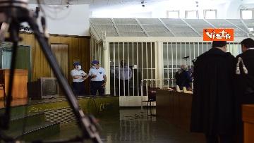 1 - Bus dirottato a Milano, Sy condannato a 24 anni di carcere dalla Corte d'Assise