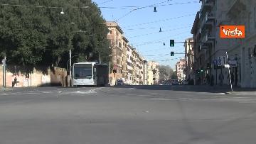 2 - Roma città deserta, la Capitale ai tempi del coronavirus