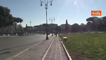 3 - Roma città deserta, la Capitale ai tempi del coronavirus
