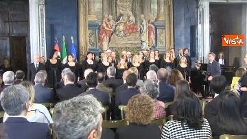 4 - Giornata vittime del terrorismo, la cerimonia al Quirinale