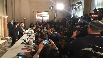 15 - Di Maio guida la delegazione M5s al Quirinale con Toninelli e Giulia Grillo