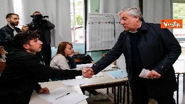 3 - Europee, il voto di Tajani