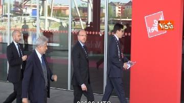 4 - Il presidente Conte e il ministro Salvini aprono la 58esima edizione del Salone del Mobile