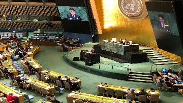 3 - Conte interviene alla 73esima Assemblea Generale dell'Onu INTEGRALE