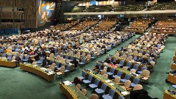 8 - Conte interviene alla 73esima Assemblea Generale dell'Onu INTEGRALE