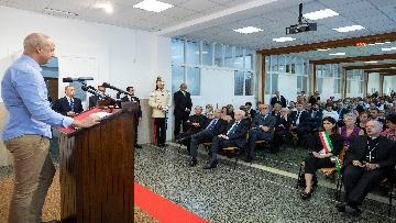 5 - Il presidente Mattarella al Centro Italiano di Solidarietà Don Mario Picchi
