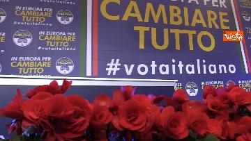 3 - La conferenza programmatica di Fratelli d'Italia a Torino