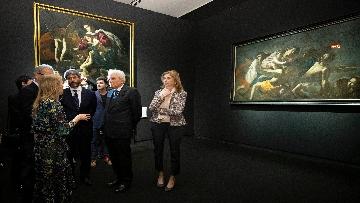 2 - Il presidente della Repubblica Mattarella visita il Rione Sanità