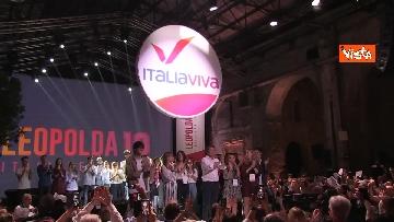 6 - La presentazione del simbolo di Italia Viva