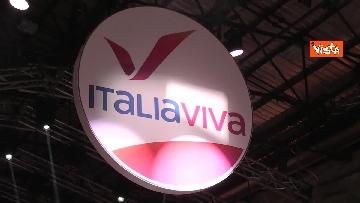 4 - La presentazione del simbolo di Italia Viva