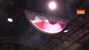2 - La presentazione del simbolo di Italia Viva