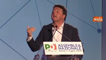 8 - L'assemblea nazionale del Pd