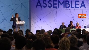 7 - L'assemblea nazionale del Pd