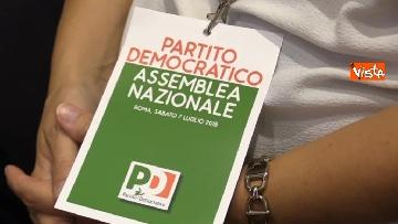 10 - L'assemblea nazionale del Pd