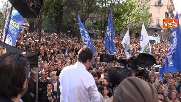 2 - Il comizio del ministro Salvini a Biella