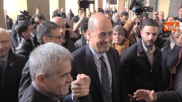 7 - Il neo segretario del Pd Zingaretti incontra il presidente Chiamparino