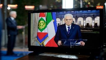 9 - Mattarella il discorso di fine anno integrale
