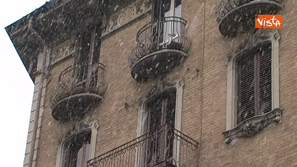23-02-18 Torna il freddo, e la neve imbianca Torino_07