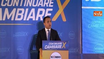 4 - Di Maio presenta i candidati M5s a Milano