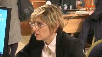5 - Primo giorno per Giulia Bongiorno, da avvocato a senatrice della Lega