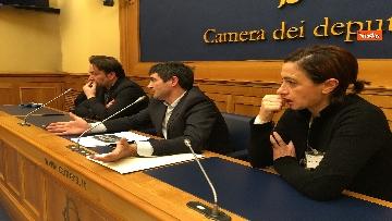4 - Bannon, Fratoianni in conferenza stampa su aggiudicazione Abbazia Trisulti