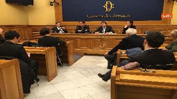 2 - Bannon, Fratoianni in conferenza stampa su aggiudicazione Abbazia Trisulti