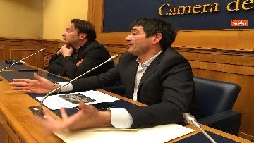 5 - Bannon, Fratoianni in conferenza stampa su aggiudicazione Abbazia Trisulti