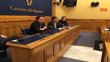 7 - Bannon, Fratoianni in conferenza stampa su aggiudicazione Abbazia Trisulti
