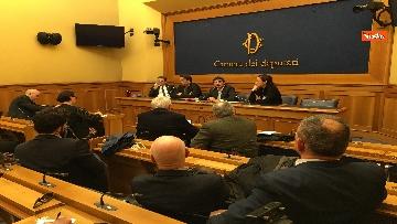 3 - Bannon, Fratoianni in conferenza stampa su aggiudicazione Abbazia Trisulti