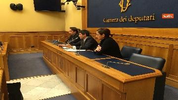 6 - Bannon, Fratoianni in conferenza stampa su aggiudicazione Abbazia Trisulti
