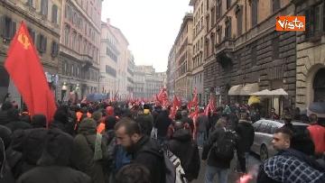 1 - Manifestazione Si Cobas a Roma